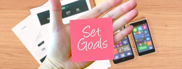Setting Personal Goals:  Write Down What You Want